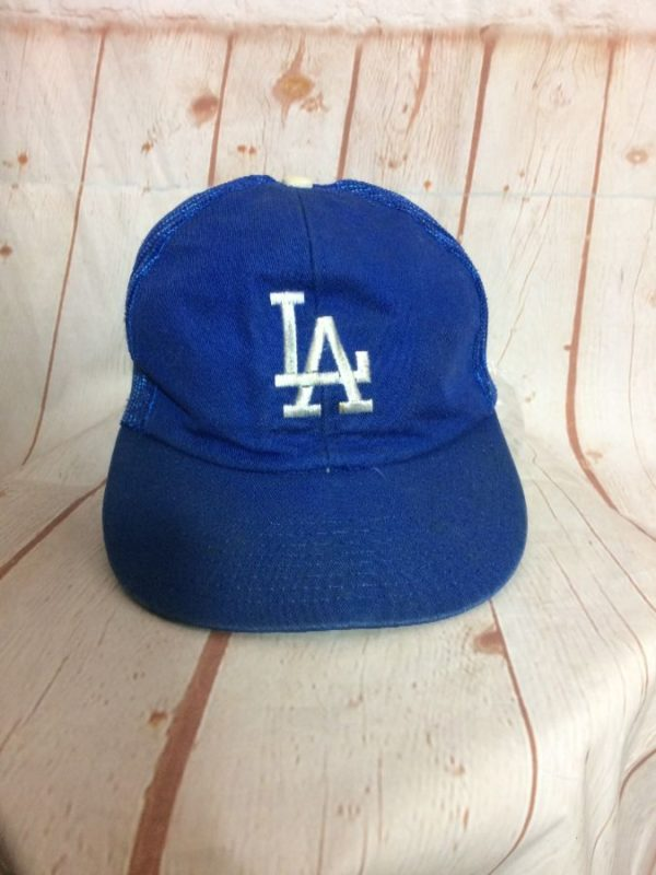 RETRO LOS ANGELES DODGERS TRUCKERS HAT