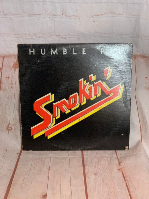 VINYL RECORD – HUMBLE PIE – SMOKIN