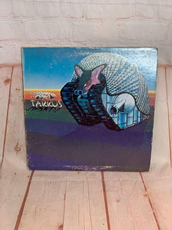 VINYL RECORD – EMERSON LAKE & PALMER – TARKUS