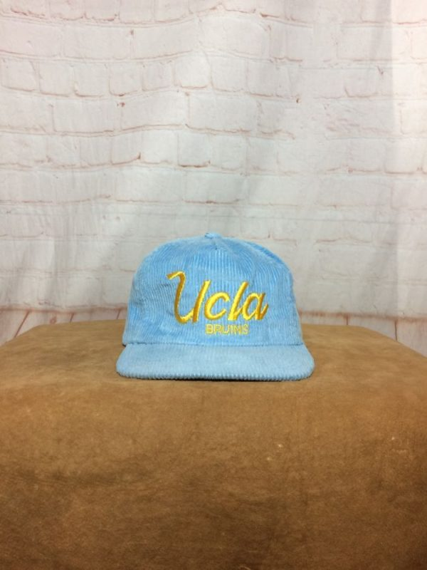 VINTAGE CORDUROY UCLA BRUINS ADJUSTABLE CAP
