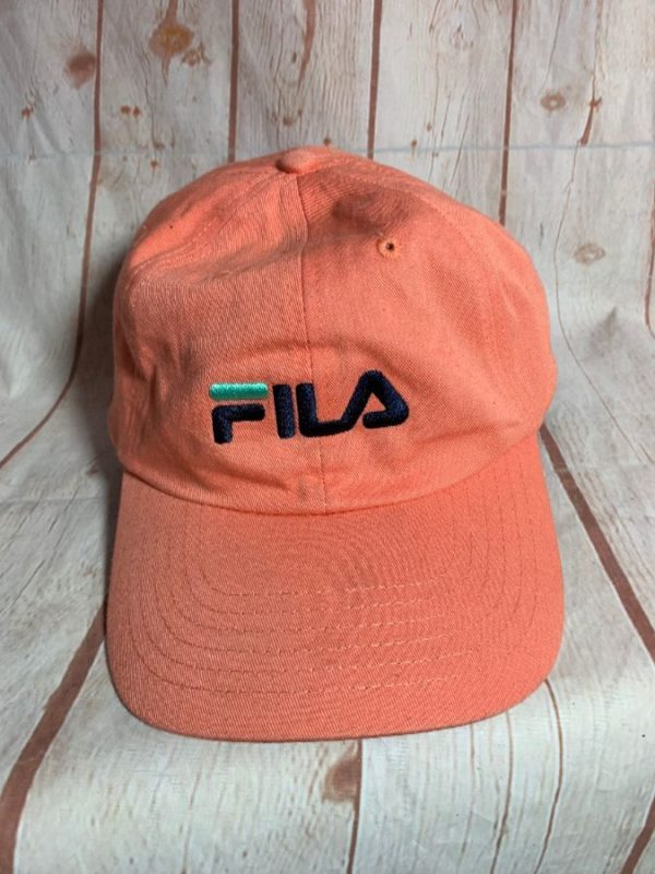 FILA DAD HAT W/ EMBROIDERED FRONT LOGO