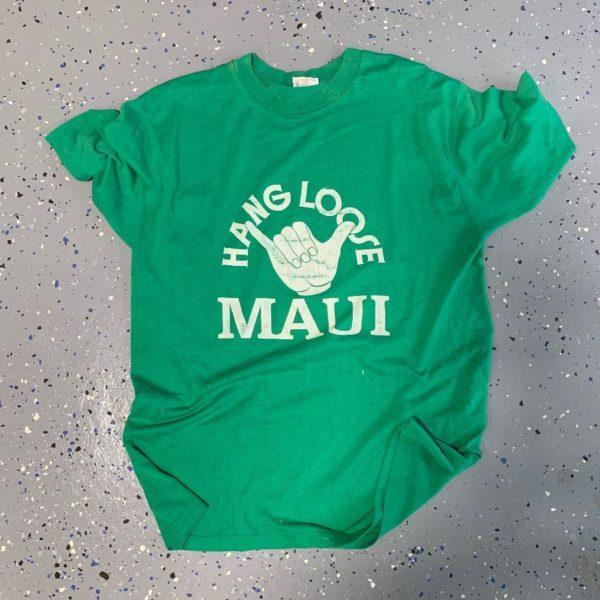 HANG LOOSE MAUI T-SHIRT PAPER THIN SOFTY