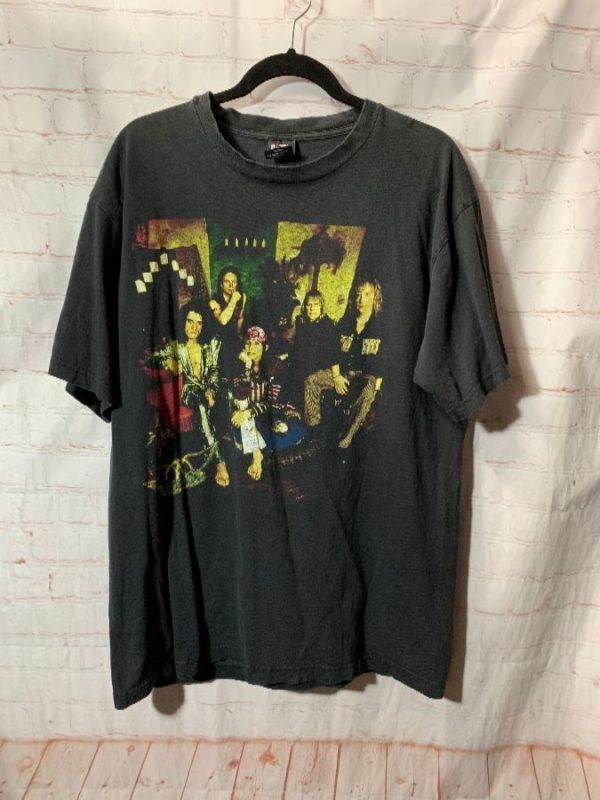 T-SHIRT AEROSMITH – NINE LIVES TOUR 1997