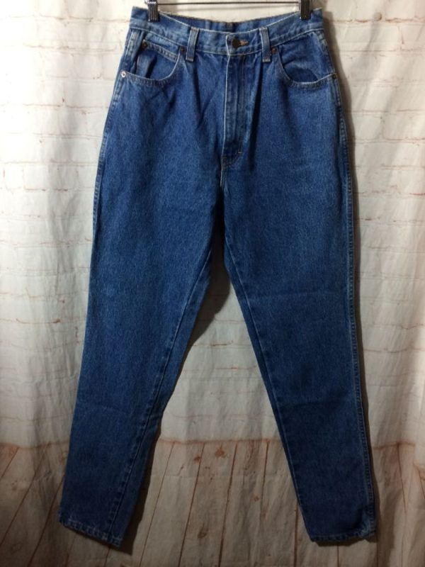 JORDACHE 1980'S HIGH WAIST DENIM JEANS
