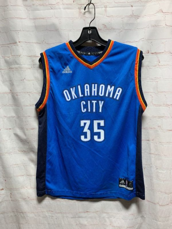 product details: NBA BASKETBALL JERSEY OKLAHOMA CITY #35 DURANT photo