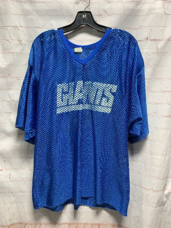 product details: NEW YORK GIANTS MESH PRACTICE JERSEY #11 photo
