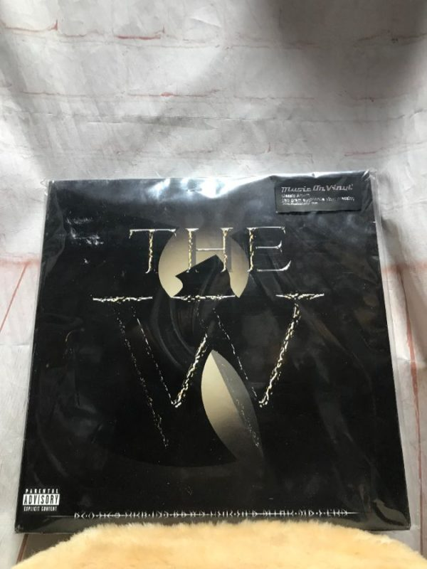 product details: BW VINYL WU-TANG - THE W photo