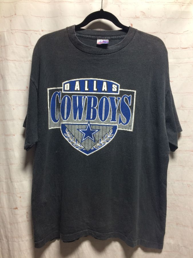 VINTAGE DALLAS COWBOYS COTTON T-SHIRT