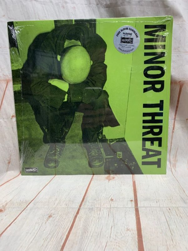 product details: MINOR THREAT - MINOR THREAT VINYL RECORD photo