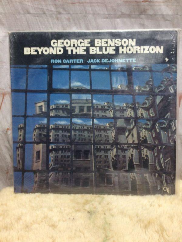 GEORGE BENSON VINYL BEYOND THE BLUE HORIZON