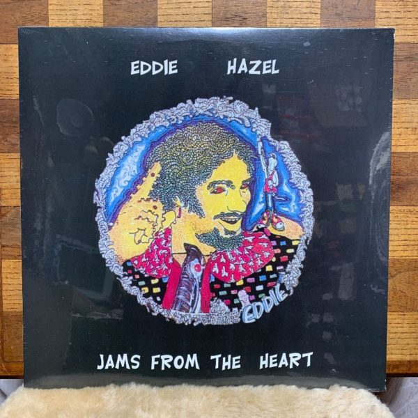 product details: VINYL RECORD - EDDIE HAZEL - JAMS FROM THE HEART photo