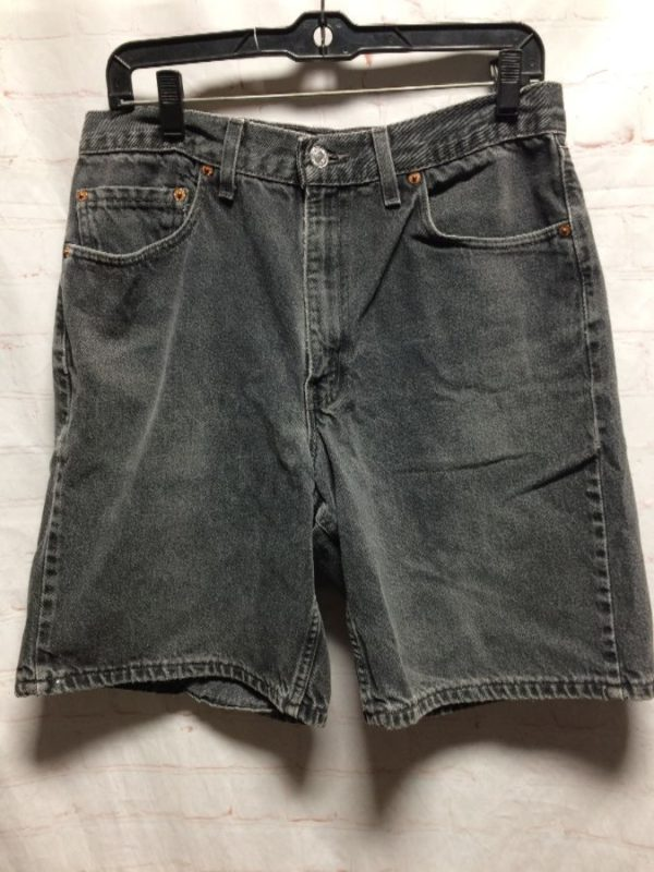 product details: LEVIS 550 RELAXED-FIT SHORTS LONGER-CUT & HEMMED photo