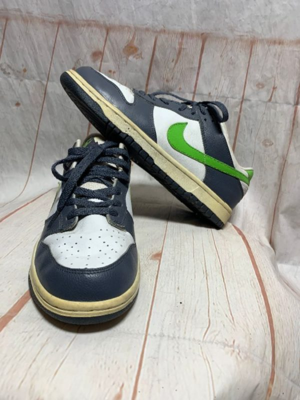 NIKE DUNKS LOW-TOP LACE-UP SNEAKER SHOES