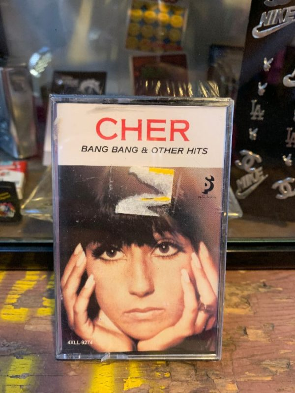 product details: VINTAGE CASSETTE TAPE - CHER - BANG BANG & OTHER HITS photo