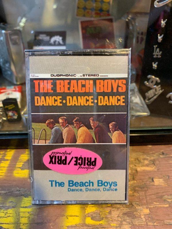 product details: VINTAGE CASSETTE TAPE - THE BEACH BOYS - DANCE DANCE DANCE photo