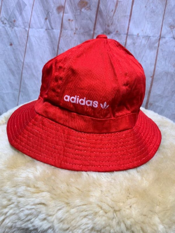 product details: FNC BOOTLEG BUCKET HAT W/ ADIDAS FRONT LOGO photo
