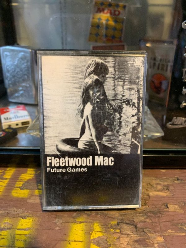 FLEETWOOD MAC FUTURE GAMES CASSETTE TAPE