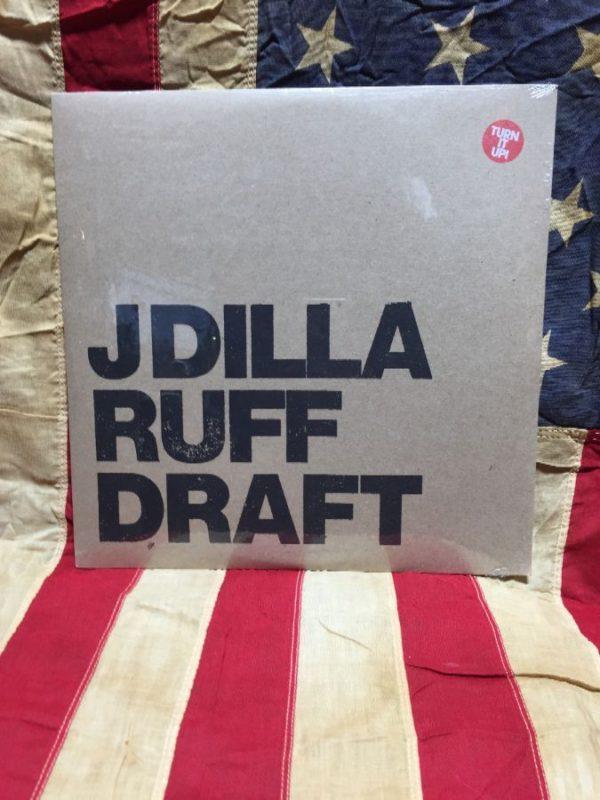 product details: BW VINYL J DILLA - RUFF DRAFT photo