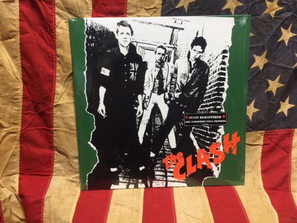 product details: BW VINYL The Clash - The Clash photo