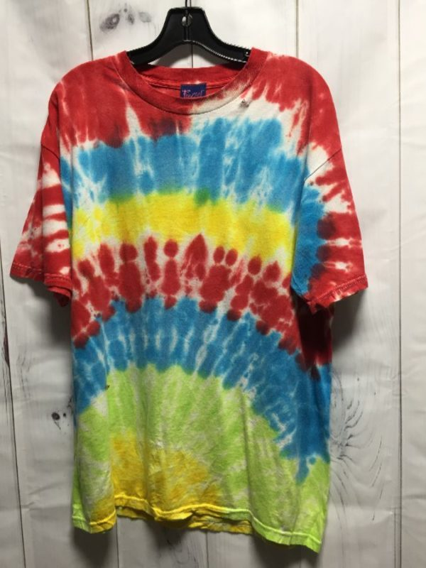 product details: CLASSIC TIE DYED T-SHIRT photo