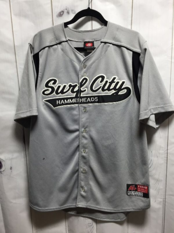 product details: SURF CITY HAMMERHEADS #8 SPORTS JERSEY photo