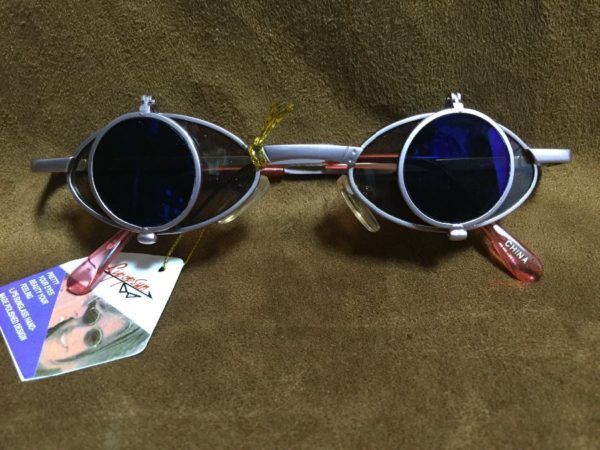 product details: DEADSTOCK SUNGLASSES WITH FLIP-UP 2ND LENS photo