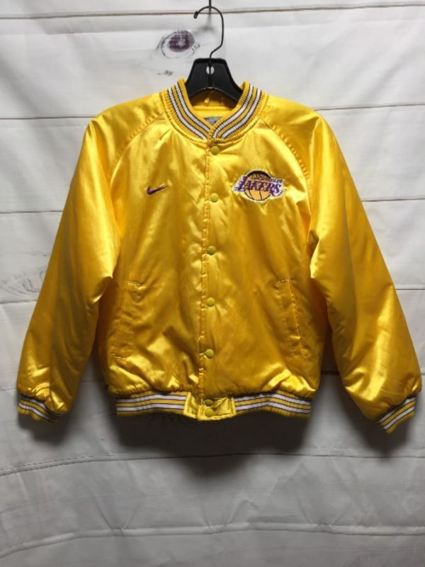product details: LOS ANGELES LAKERS NIKE SPORTS JACKET photo