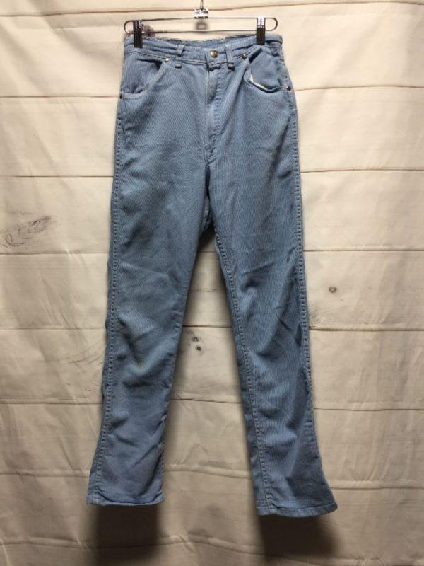 product details: WRANGLER BLUE BELL STRETCH TWILL DENIM PANTS SLIM FIT photo