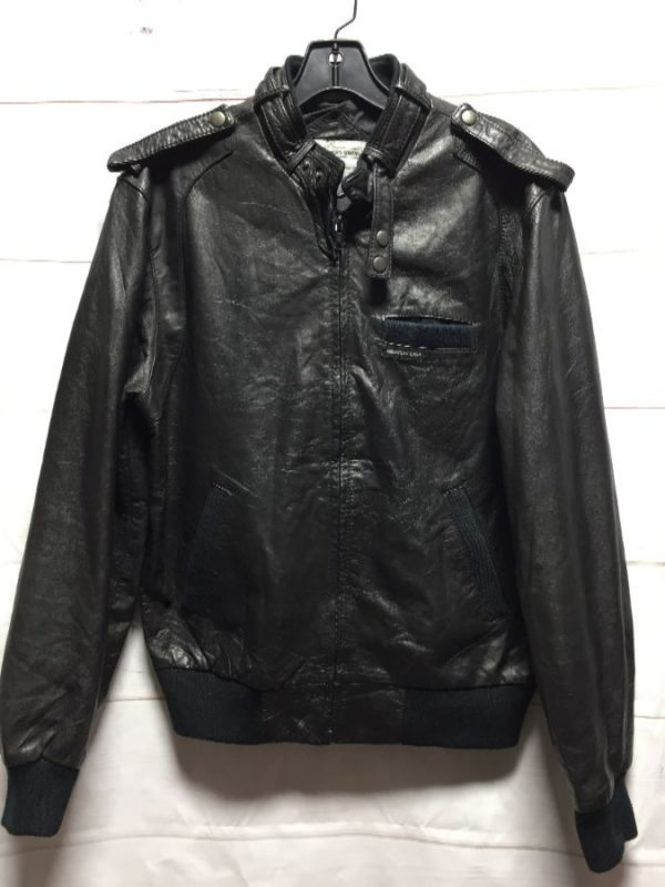 product details: CLASSIC ALL LEATHER MEMBERS ONLY JACKET photo