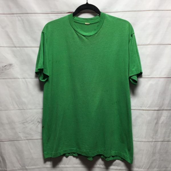 product details: SLIME GREEN T - SHIRT photo