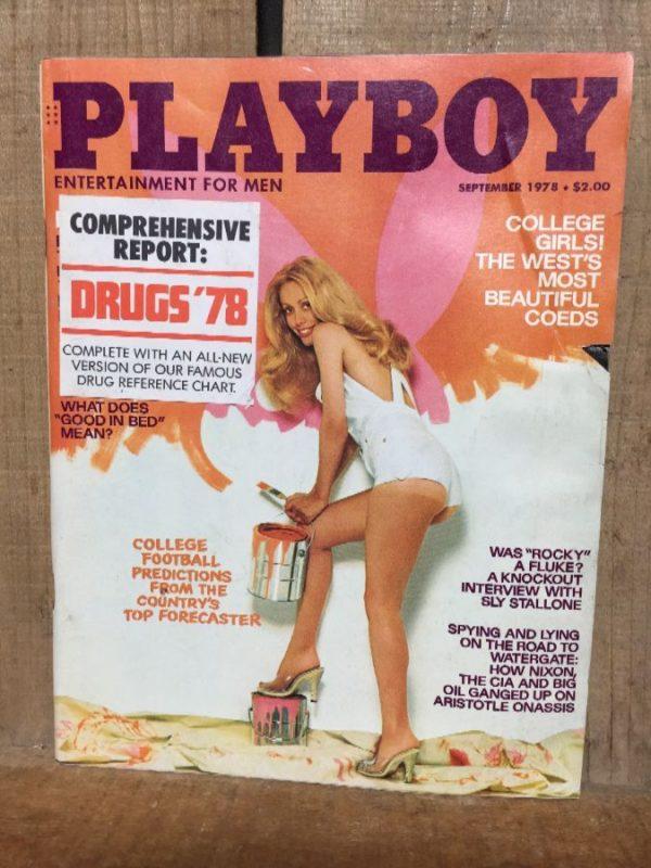 product details: PLAYBOY MAGAZINE SEPTEMBER 1978 ISSUE photo