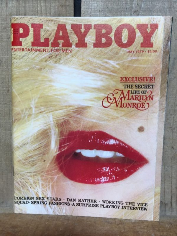 product details: PLAYBOY MAGAZINE MAY 1979 ISSUE - MARILYN MONROE photo