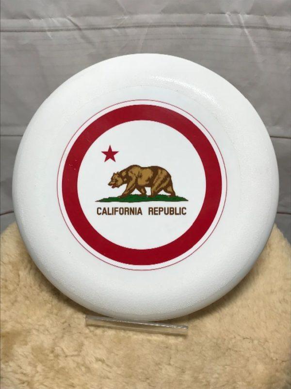 product details: CALIFORNIA REPUBLIC ORIGINAL FRISBEE photo