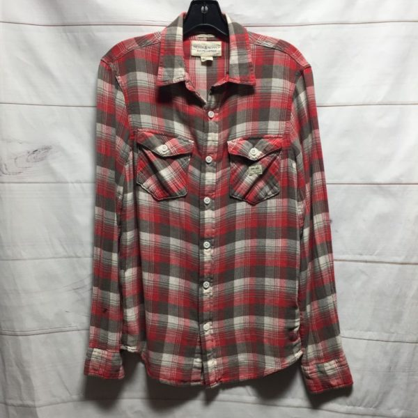 product details: DENIM & SUPPLY LONG SLEEVE BUTTON UP SHIRT photo