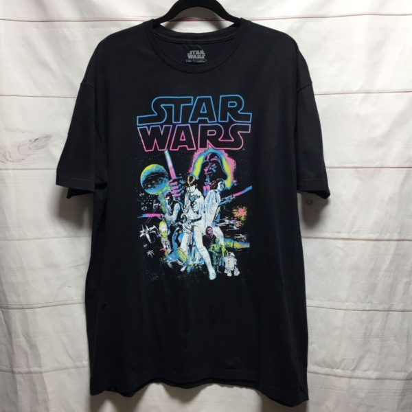 product details: STAR WARS T SHIRT - AS IS photo