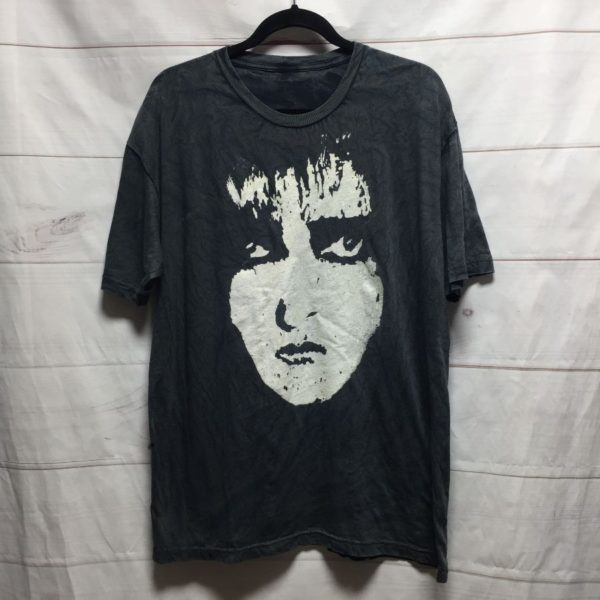 product details: SIOUXSIE FULL FACE TIE DYE T SHIRT photo
