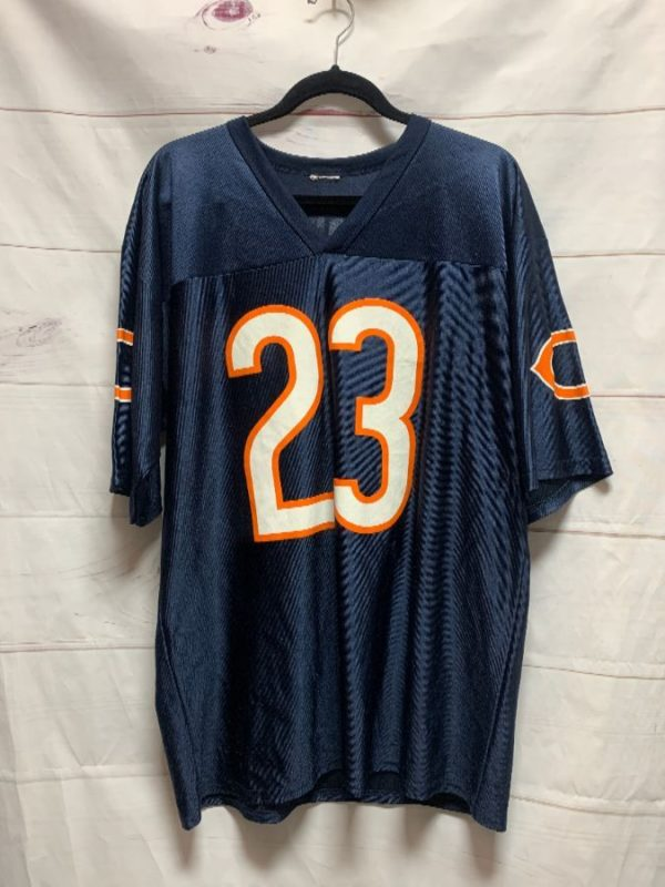 product details: NFL CHICAGO BEARS FOOTBALL JERSEY #23 HESTER photo