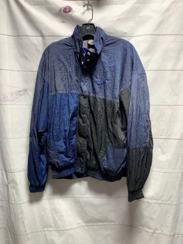 product details: NIKE COLORBLOCK OVER DYED WINDBREAKER photo