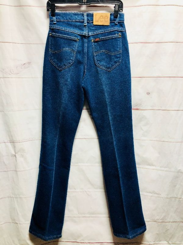 product details: JEANS PANTS STRETCH HIGH WAISTED photo