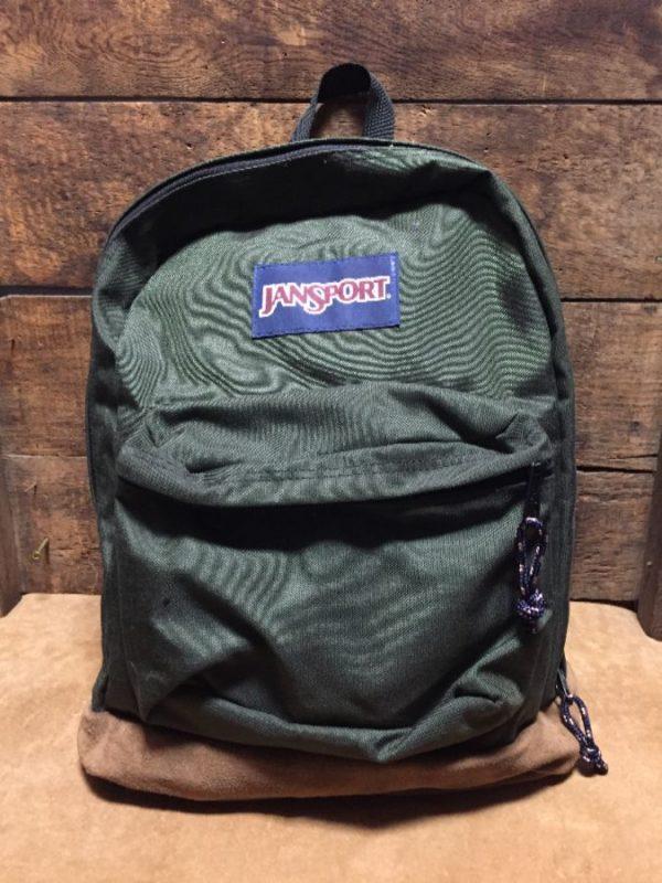 product details: VINTAGE 1990S JANSPORT BACKPACK FULL ZIP photo