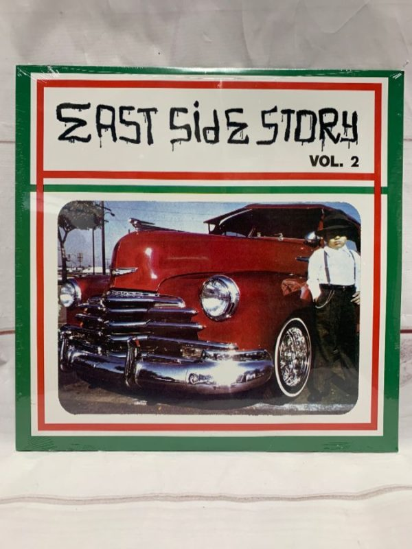 product details: BW VINYL EAST SIDE STORY VOL. 2 photo