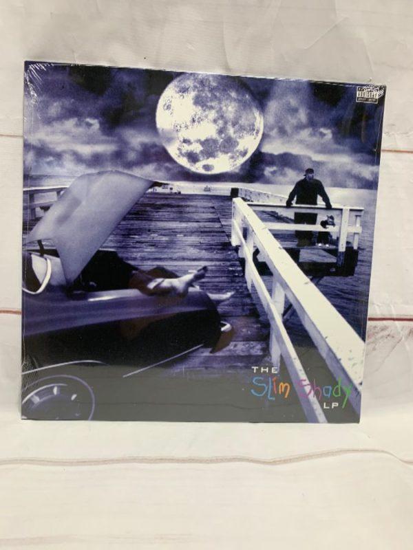 product details: BW VINYL EMINEM - THE SLIM SHADY LP photo