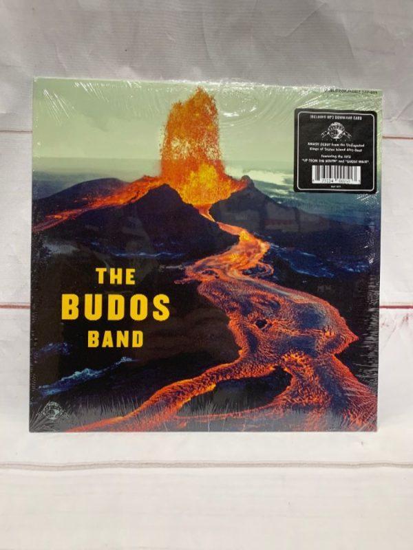product details: BW VINYL THE BUDOS BAND - THE BUDOS BAND photo