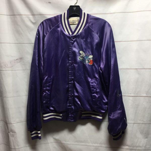 product details: NBA CHARLOTTE HORNETS SPORTS JACKET - AS IS photo