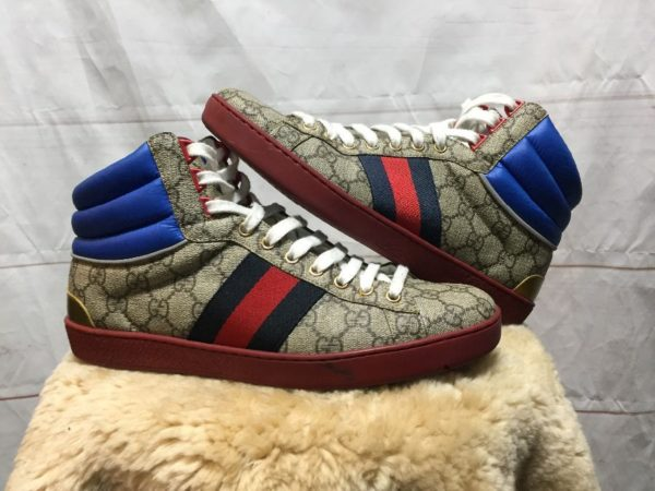 product details: ACE GG HIGH-TOP SNEAKER photo
