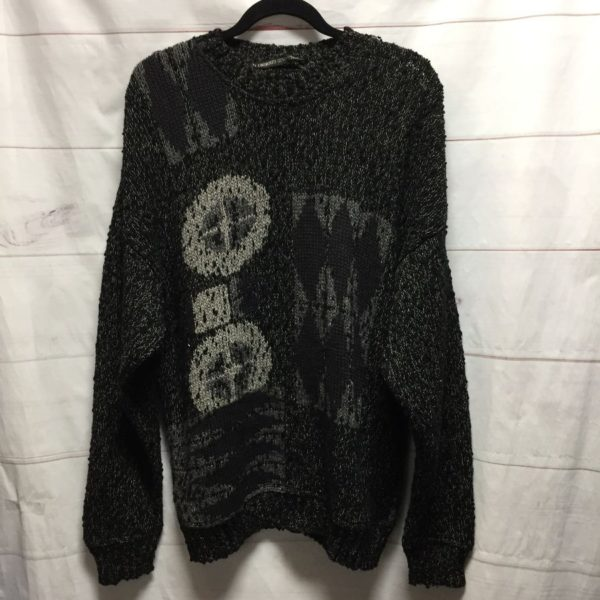 product details: PULLOVER CHUNCKY KNIT SWEATER photo