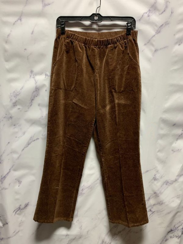 product details: RETRO CORDUROY PANTS ELASTIC WASIT photo