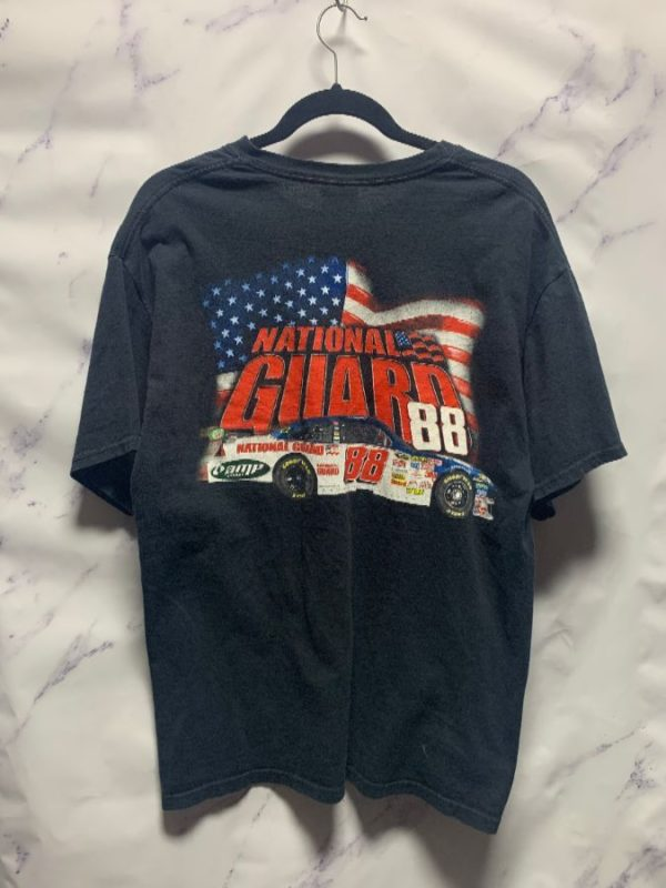 product details: POCKET TEE NATIONAL GUARD #88 NASCAR DALE JR photo