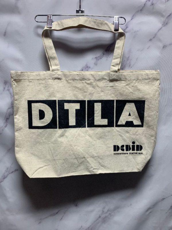 product details: DTLA DCBID CANVAS BAG photo