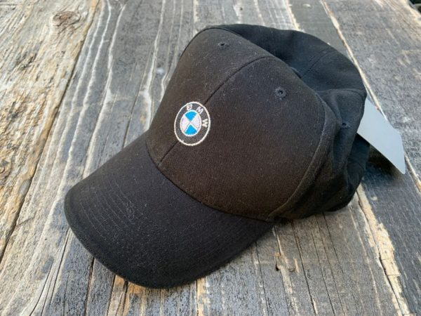 product details: CLASSIC BMW EMBROIDERED DAD HAT NWT - DEALER ISSUED photo